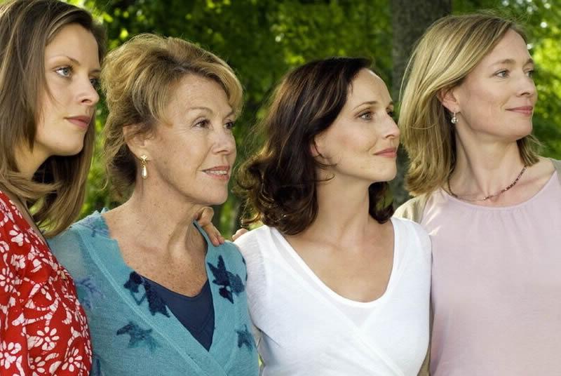 Inga Lindstrom Mia e le sue sorelle finale