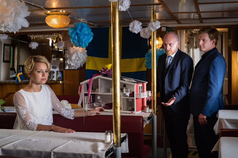 Inga Lindstrom Una sposa in fuga La5