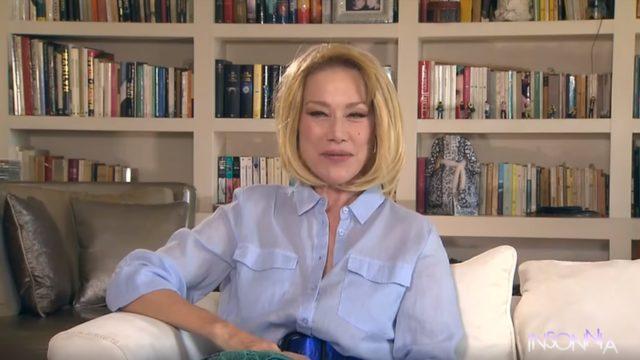 Insonnia 12 luglio ospite della scorsa puntata Nancy Brilli