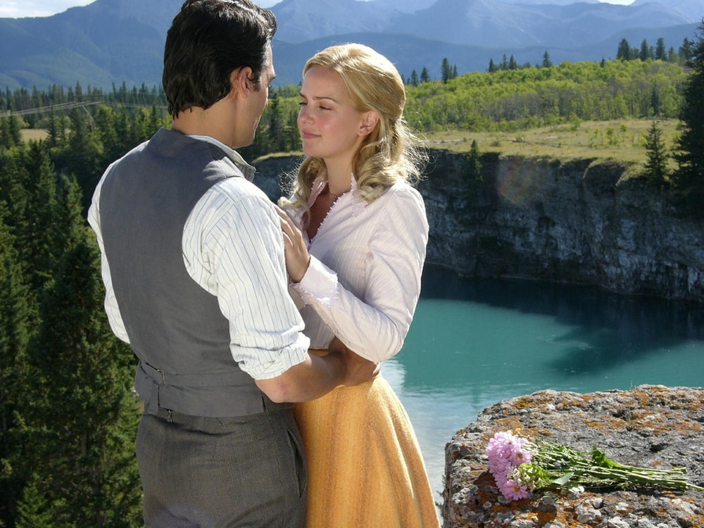 La valle delle rose selvatiche Sorgente d'amore finale