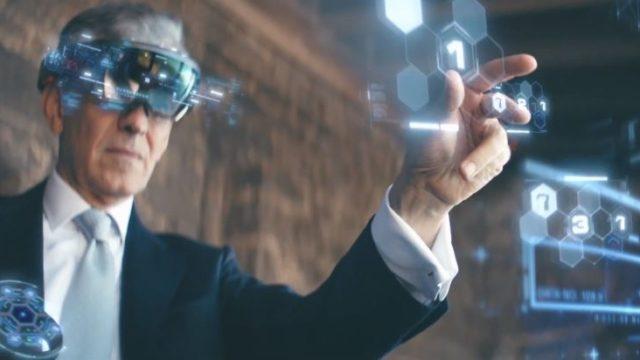 Spot in TV TIM - Le innovazioni e la realtà aumentata
