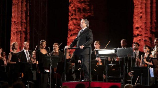 Le vie dell'amicizia concerto di Riccardo Muti