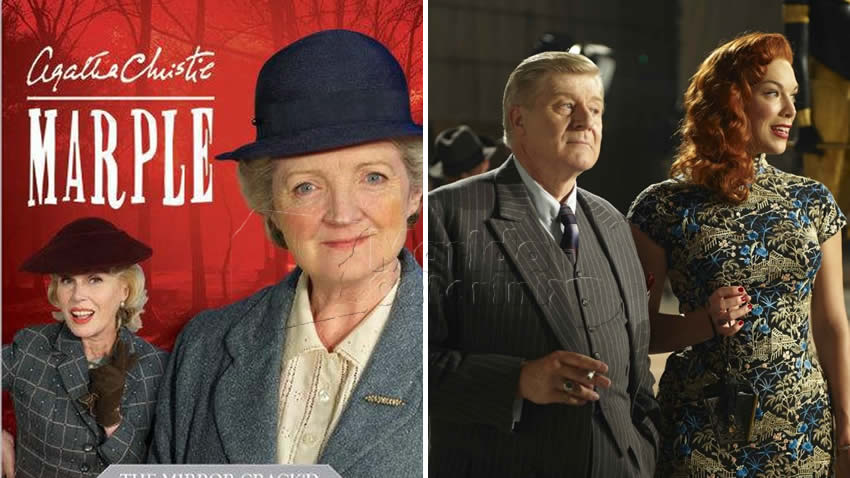 Miss Marple Assassinio allo specchio Paramount Network