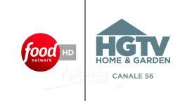 Palinsesti autunno 2020 Food Network e HGTV
