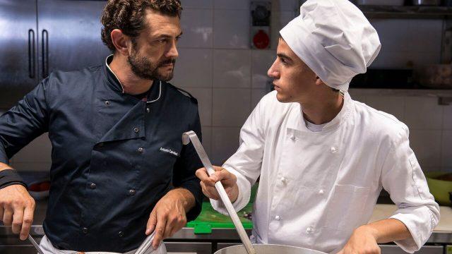 Quanto basta Rai1 film chef