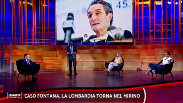 L'inchiesta a carico del Presidente della Lombardia Attilio Fontana