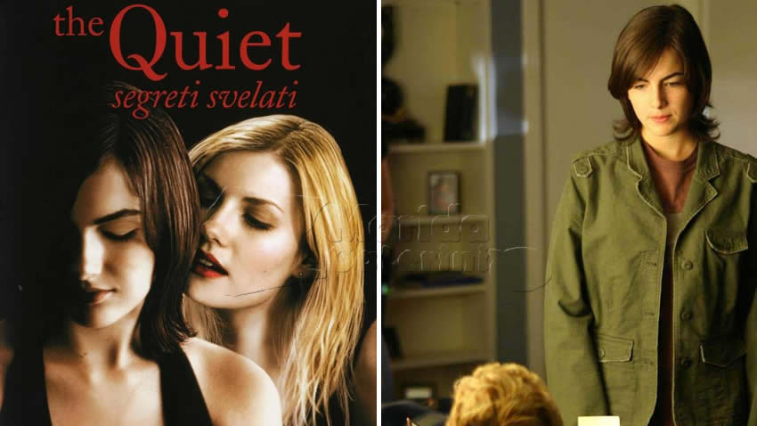 Quiet Segreti svelati film Rai 4