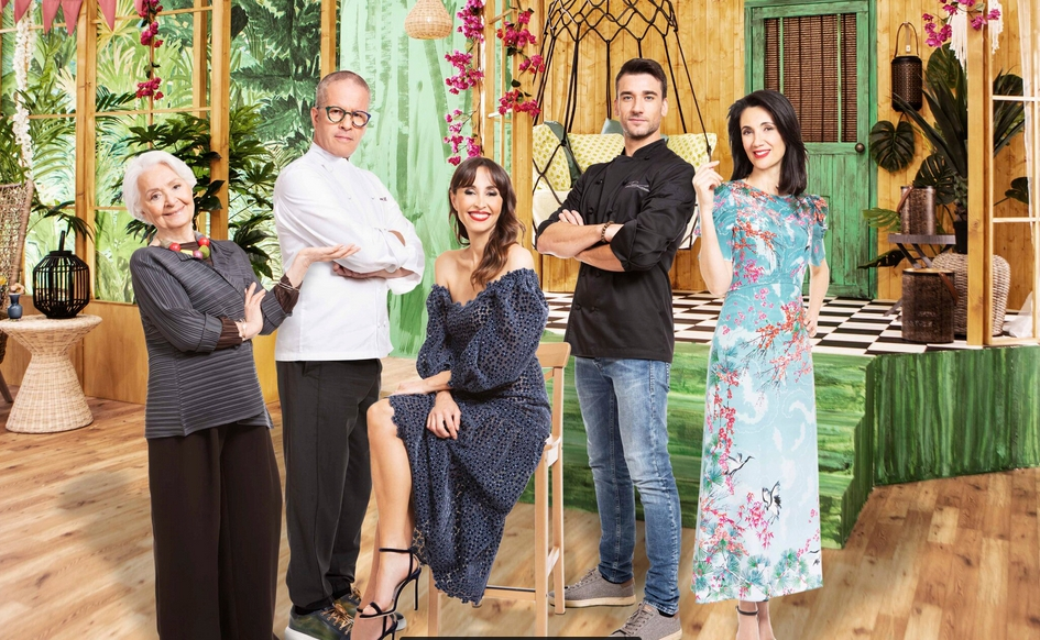 Real Time Bake off Italia 2020 dolci in forno con Benedetta Parodi