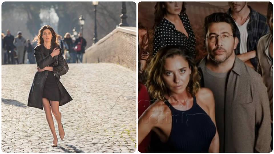 Sorelle in Tv fiction Anna Valle Loretta Goggi