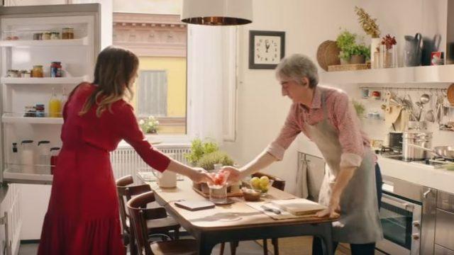 Spot in TV Barilla grano italiano con i registi Sergio Rubini, Daniele Luchetti e Alessandro Genovesi