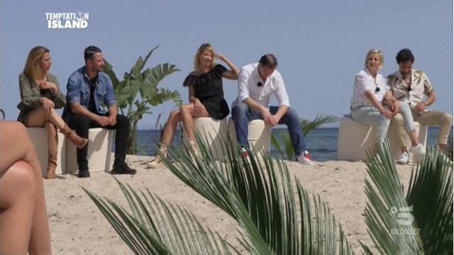 Temptation Island 7 diretta 2 luglio sardegna