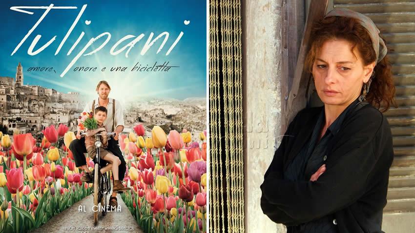 Tulipani Amore onore e una bicicletta Tv8