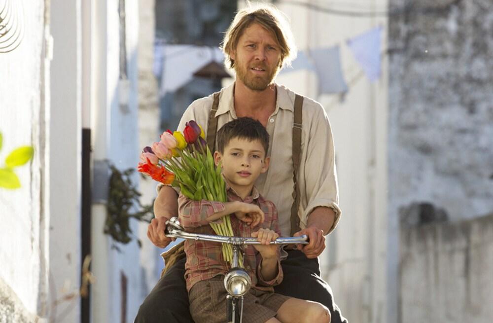 Tulipani Amore onore e una bicicletta dove è girato