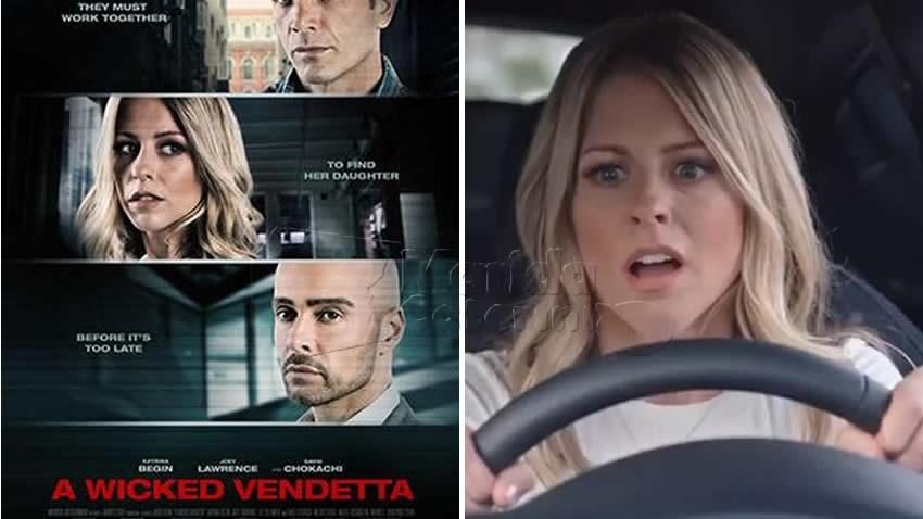 Una perfida vendetta film Tv8