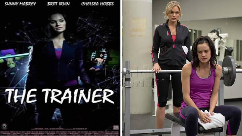 Una personal trainer pericolosa film Tv8