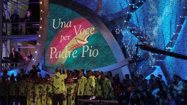 Una voce per Padre Pio 2020 conduttore e ospiti