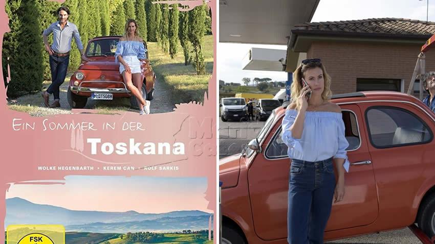 Un'estate in Toscana film NOVE