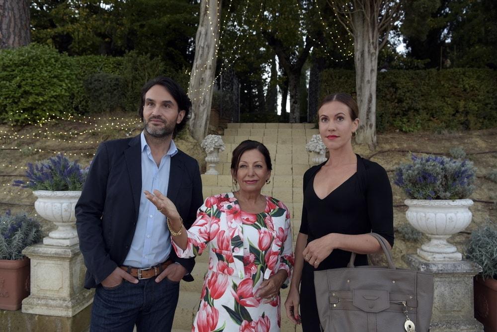 Un'estate in Toscana film attori