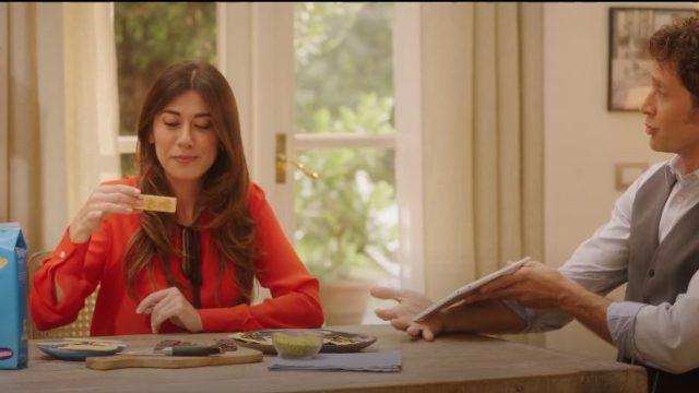Spot in tv Gran Pavesi 2020 con Virginia Raffaele