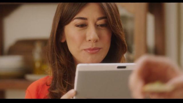 Il video della pubblicità Gran Pavesi con Virginia Raffaele