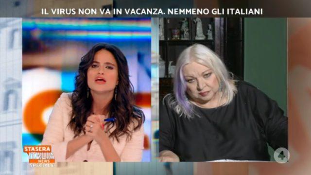 stasera italia news speciale maglie