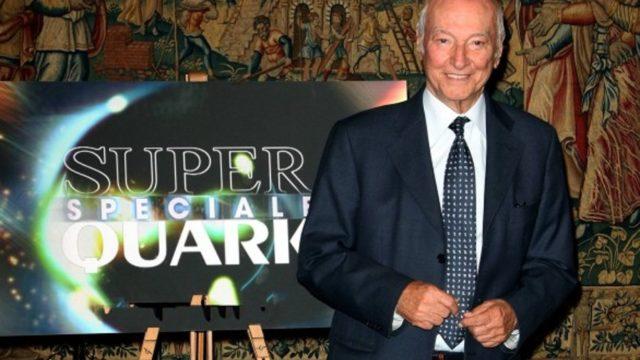 Superquark 29 luglio Piero Angela
