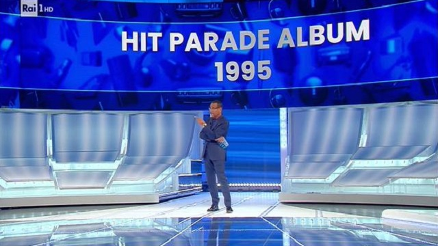 top dieci diretta 3 luglio hit parade 1995