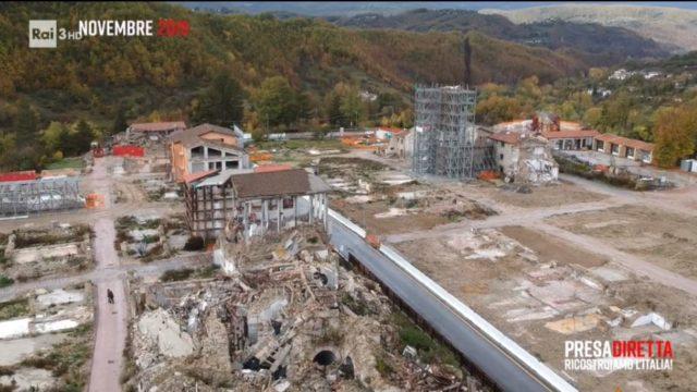 PresaDiretta terremoto Amatrice - Ospite il Sindaco di Norcia