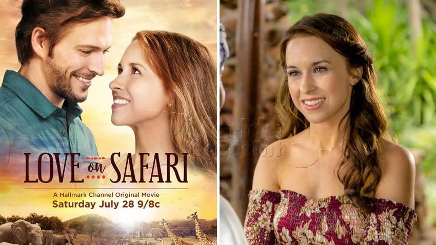 Amore in safari film Tv8