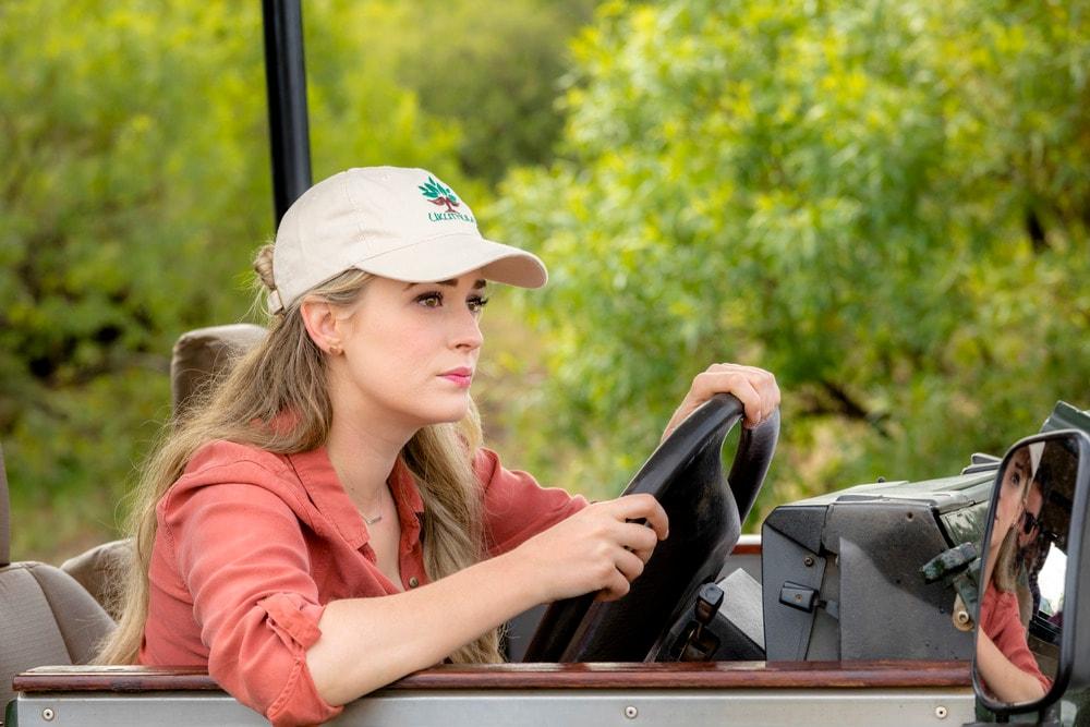 Amore in safari film attori