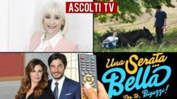 Ascolti TV domenica 9 agosto 2020