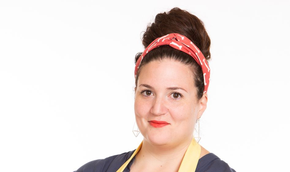 Bake Off Italia 8 Chiara Cajelli
