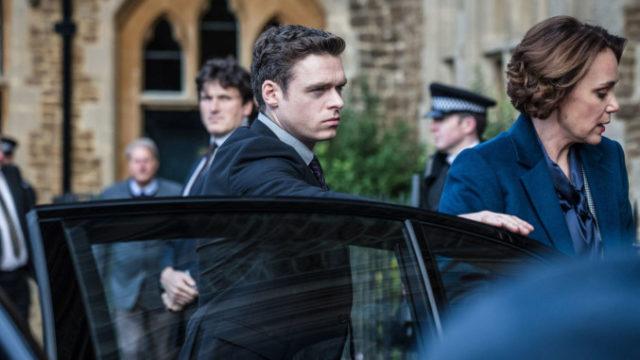 Bodyguard serie tv 3 agosto david