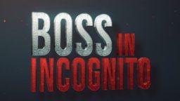 Boss in incognito 2020