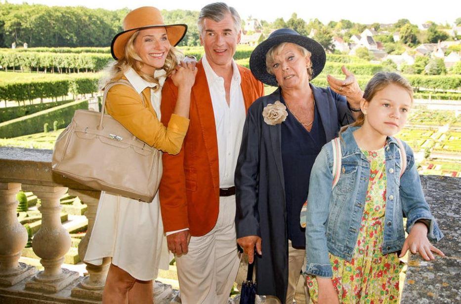 Crociere di nozze Loira film Rai 2