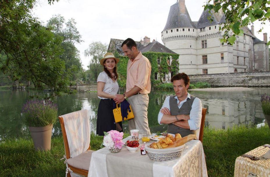 Crociere di nozze Loira film dove è girato