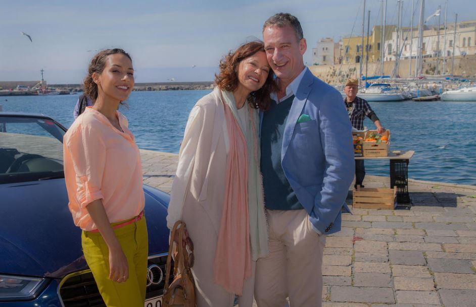 Crociere di nozze Puglia film Rai 2
