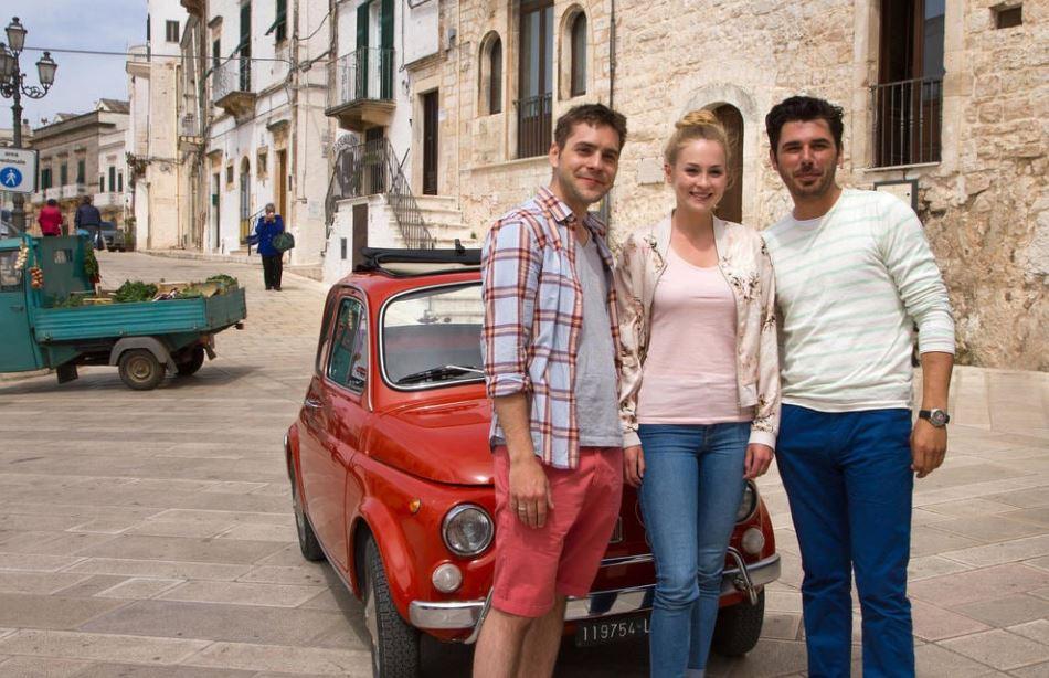 Crociere di nozze Puglia film finale