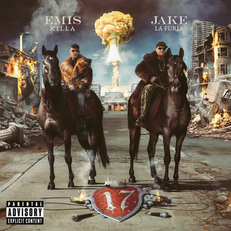 Emis Killa 17 nuovo album Jake La Furia