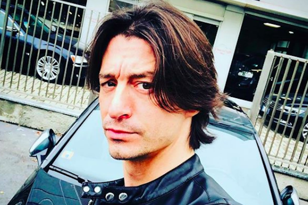 GF Vip 5 cast Francesco Oppini