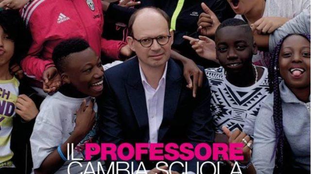 Il professore cambia scuola film su Rai 3 - Cast e personaggi