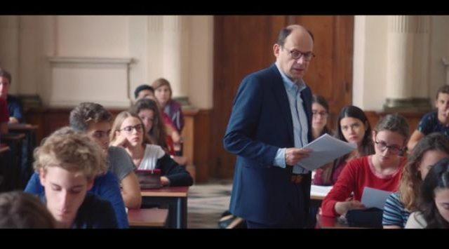 Il professore cambia scuola film su Rai 3 - regista, protagonisti, dove è girato