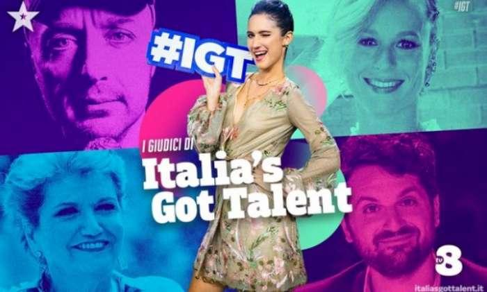 Italia's got talent 2021 giuria