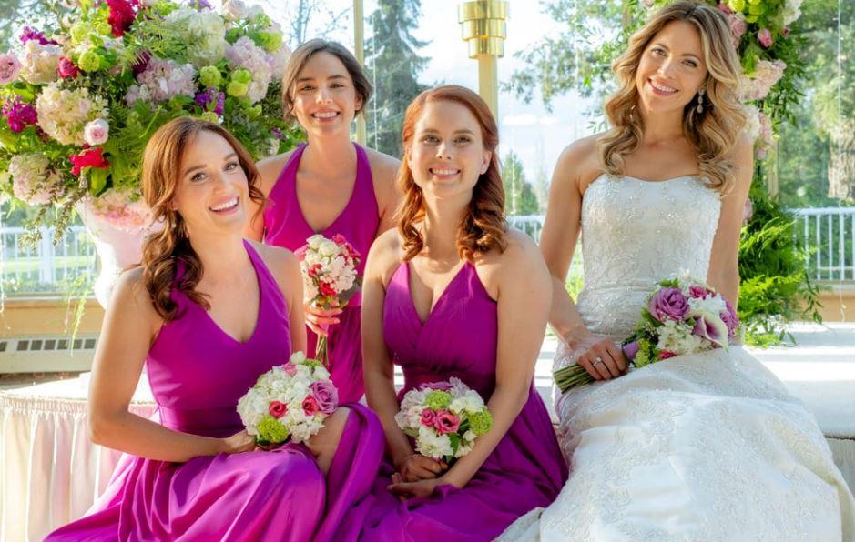 La sposa perfetta Il matrimonio film Tv8