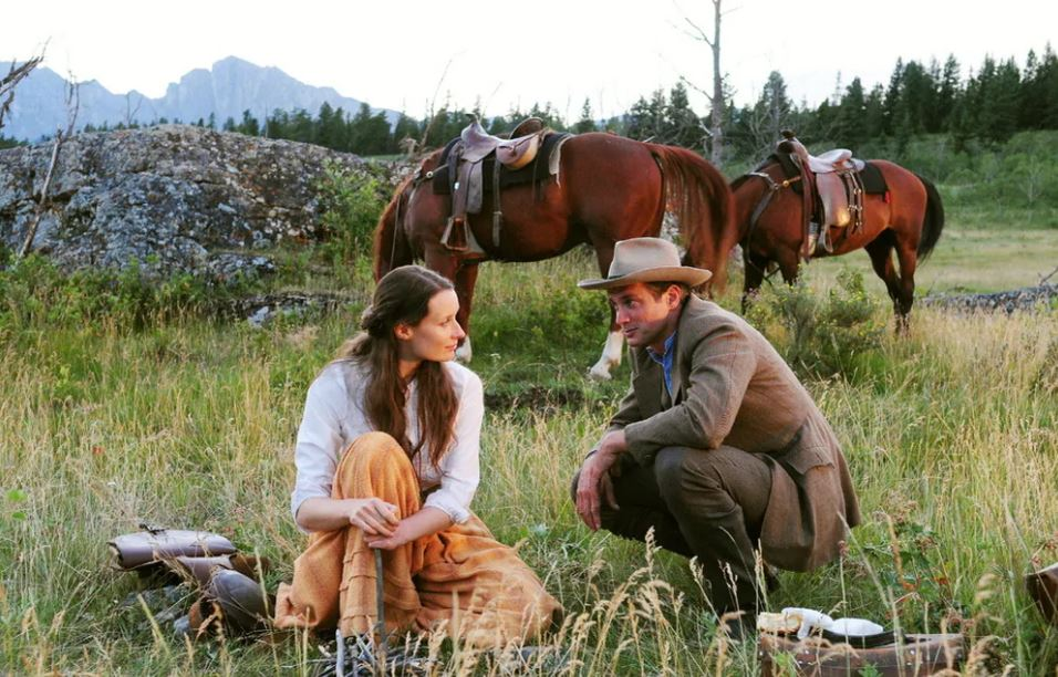 La valle delle rose selvatiche La forza dell'amore attori