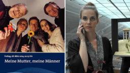 Lilly Schonauer Io, mia madre e i miei uomini Rai Premium
