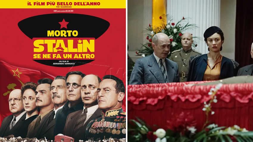 Morto Stalin se ne fa un altro film Rai 3