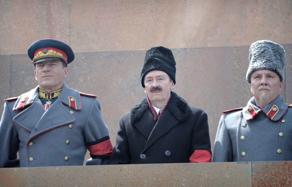 Morto Stalin se ne fa un altro film dove è girato