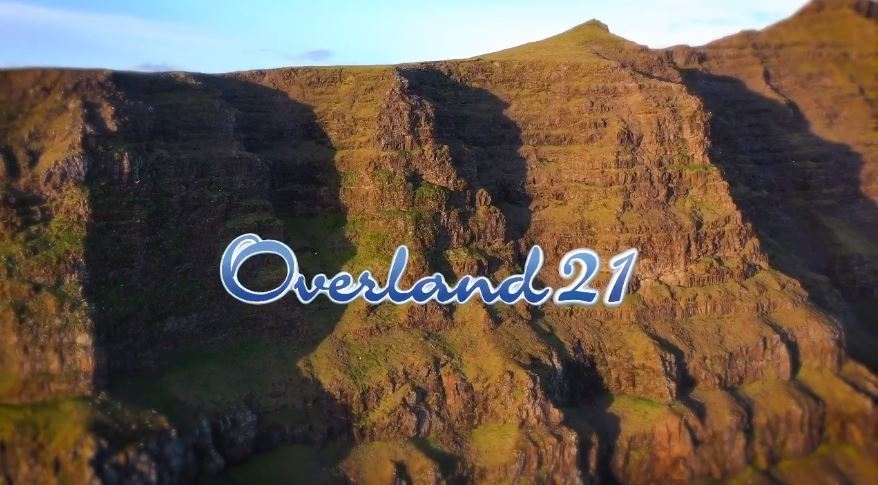 Overland 21 diretta 17 agosto 2020: la nuova stagione inizia dalla Svezia