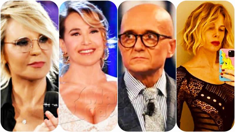 Palinsesto Canale 5 autunno 2020 De Filippi D'Urso Signorini Marcuzzi